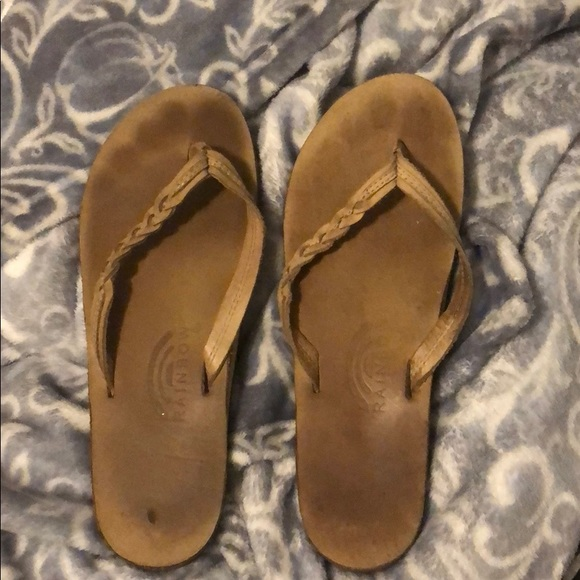 85be5e358 2 left foot rainbows. M 5bf61794c2e9fe1ded6589d3. Other Shoes you may like.  Men s Small Rainbow Flipflops